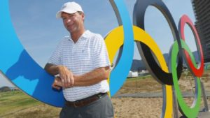 Gil Hanse relocated from his home, spending a lot of time in Brazil to oversee the construction of the Olympic Golf Course. Scott Halleran/Getty Images